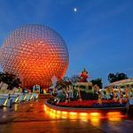Watch The Face You Love Light Up With Epcot Florida