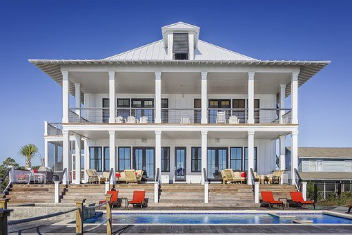 Large Home, Residential, House