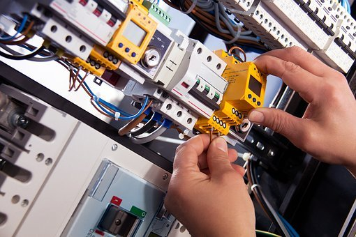 Electric, Wiring, Elektrik, Wire, Cable